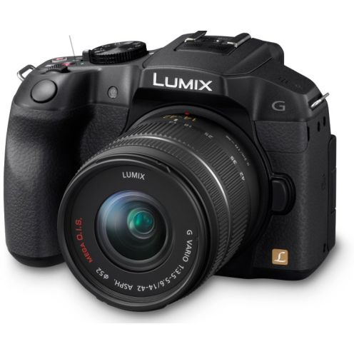 Panasonic Lumix DMC-G6KEG-K