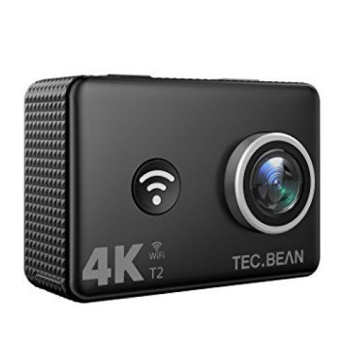 TEC.BEAN 4K Action Cam
