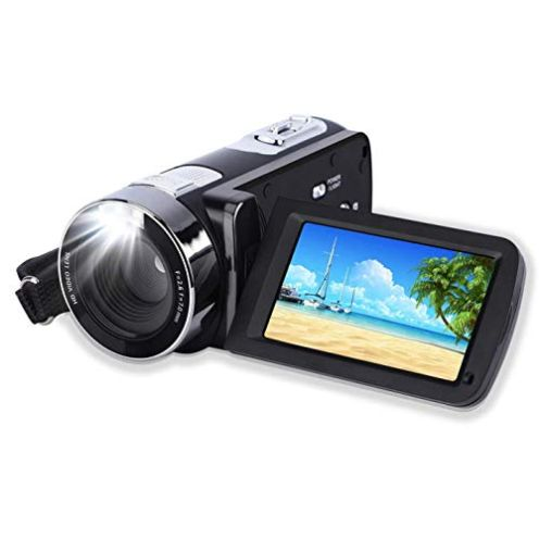 CamKing Videokamera 24MP FHD 1080P